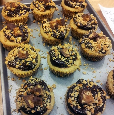 Oh Henry! Baby Cakes recipe
