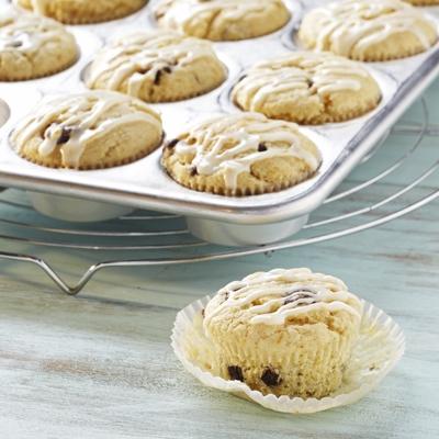 Citrus Buttermilk Raisinets Muffins recipe