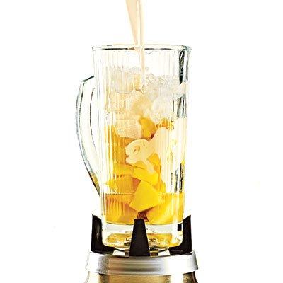 Cooking Light Recipe Makeover: Low Fat Piña Colada
