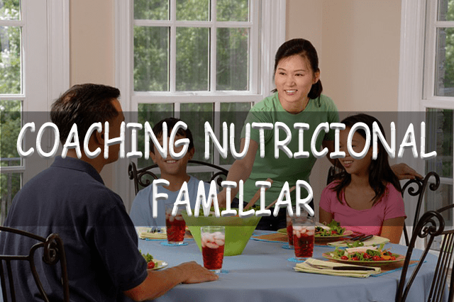 Coach nutricional familiar