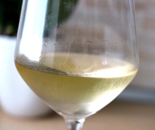 1 glass of white wine