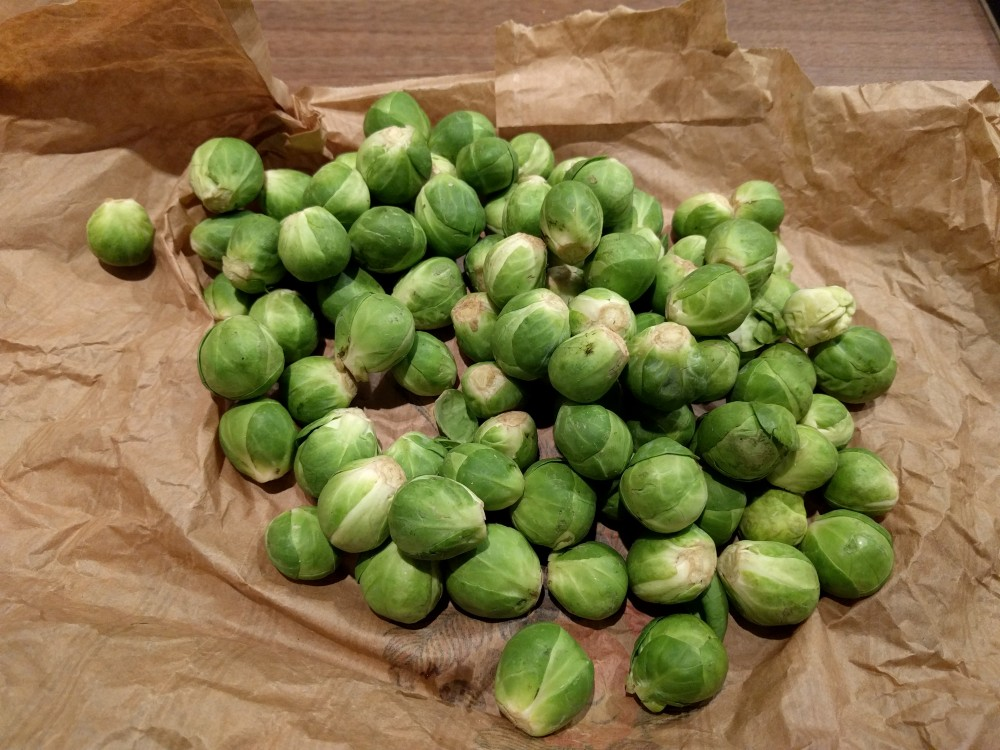 Brussel Sprouts – On bitterness & Glucosinolates