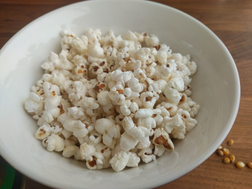 Why does popcorn pop? – Exploring the science of popcorn