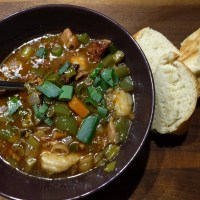 New Orleans Gumbo - flexible & packed with flavour