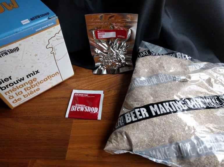 brooklyn brewshop starter kit