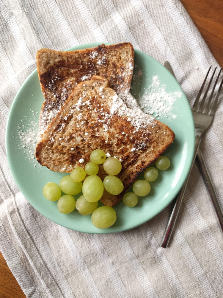 Science of cinnamon French Toast