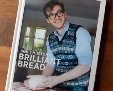 brilliant bread - james morton cover
