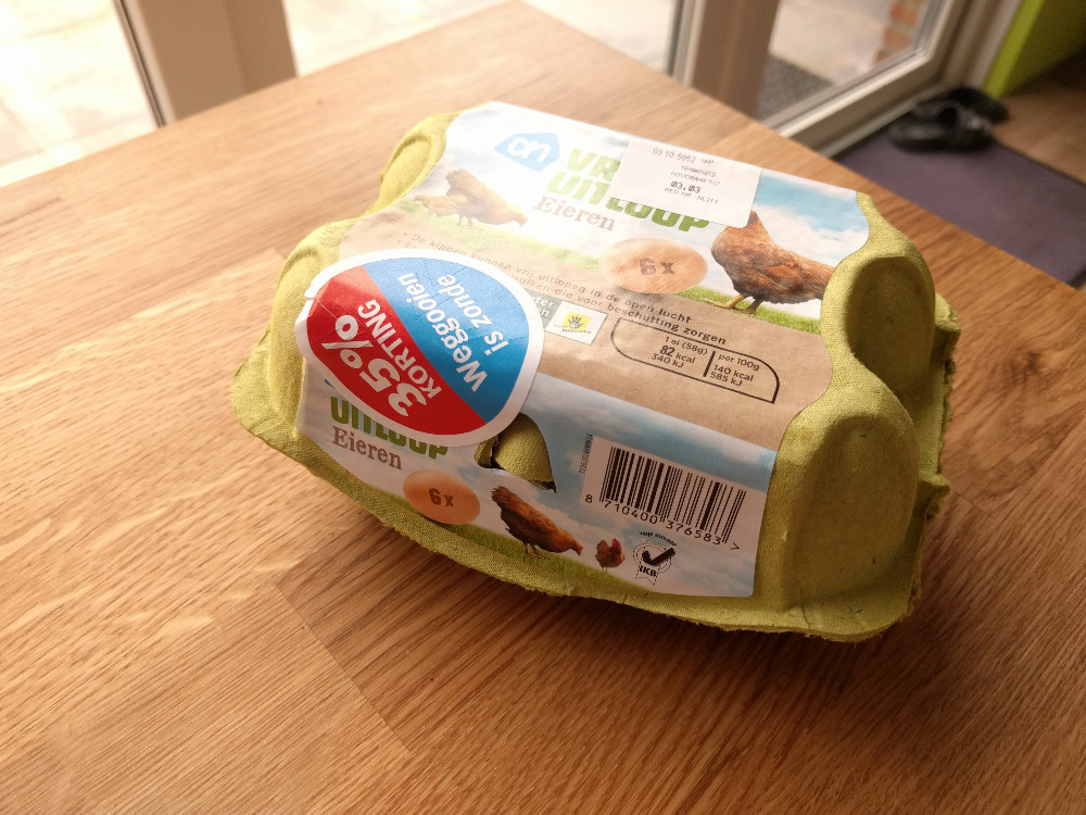 Reducing food waste – 35% discount stickers
