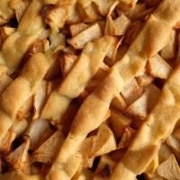Dutch Food - Apple pie