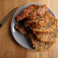 Carrot walnut cake - And on why carrots is used in cake