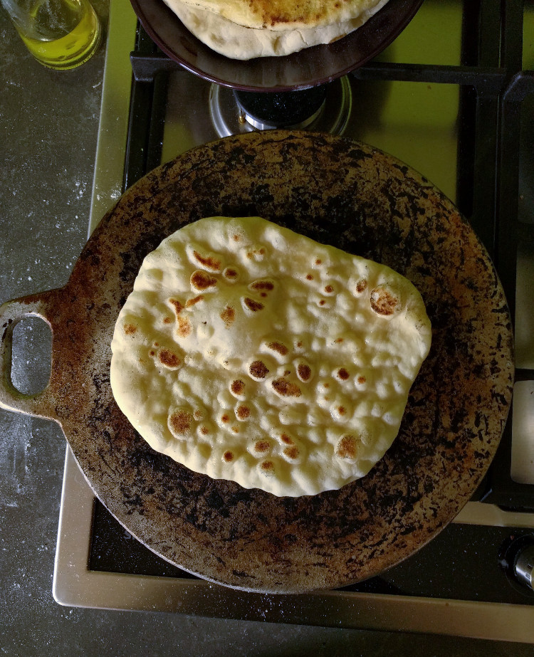 Pita bread – Science of flat bread