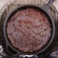 Barbecue skillet cookie
