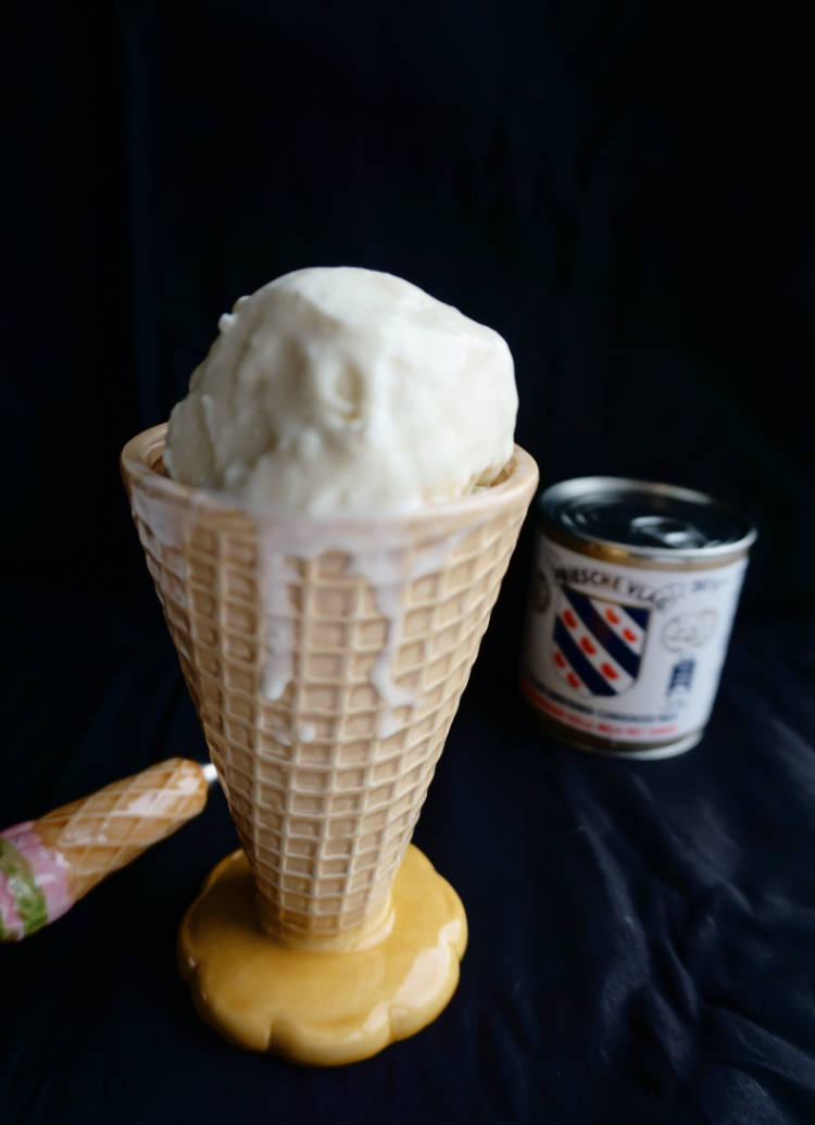 2-Ingredient ice cream – On the power of whipped cream