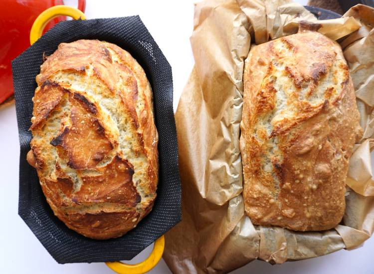 bread comparison Loafnest vs regular