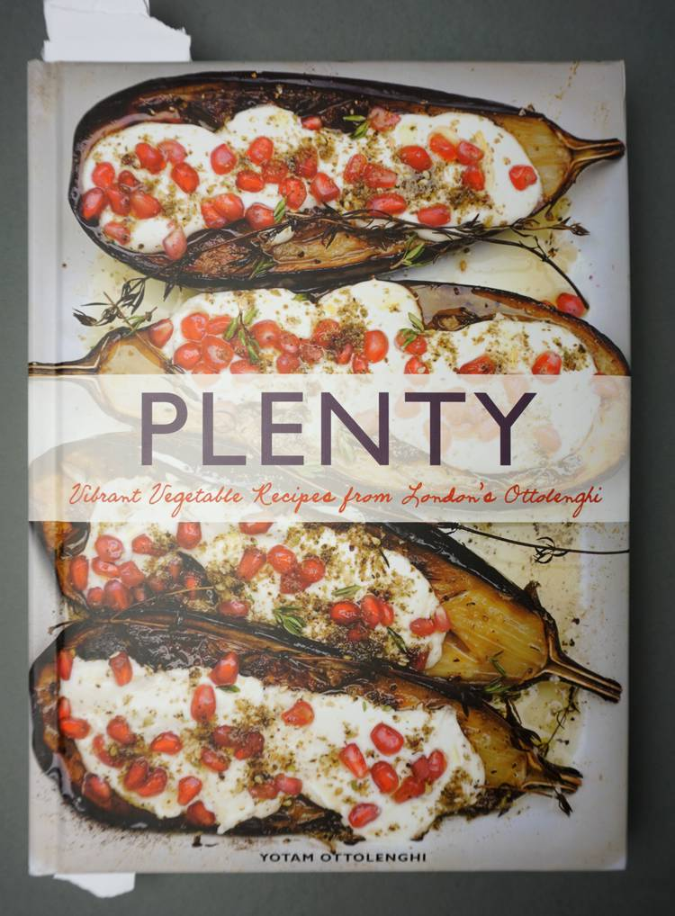 Plenty (Yotam Ottolenghi) – A cookbook review