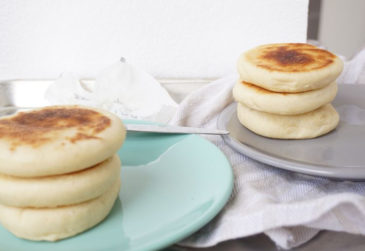 (Science) guide of English muffins – Homemade vs store bought