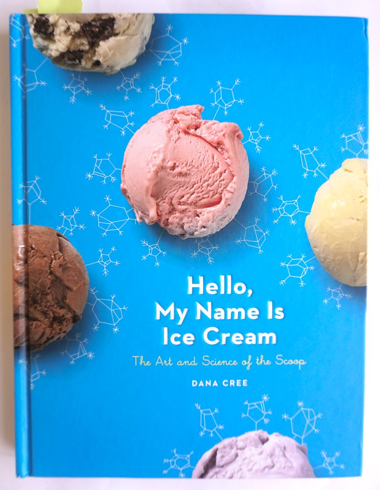 Hello, my name is ice cream – Book review