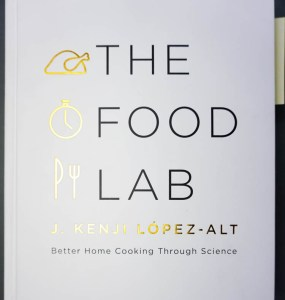 Food Lab front cover