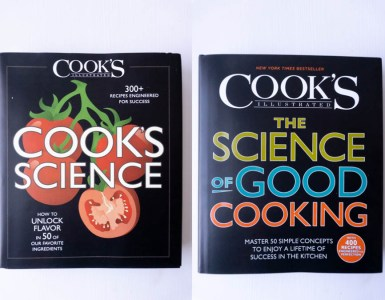 Cook's illustrated both books