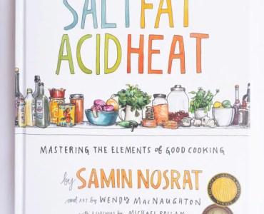 front cover salt fat acid heat