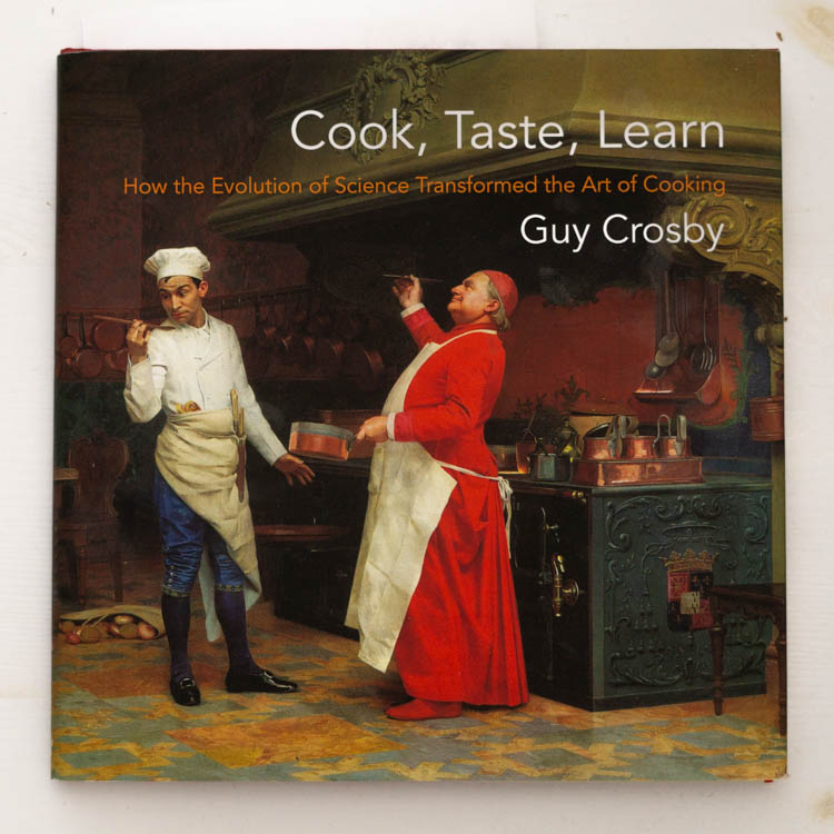 Cook Taste Learn book cover
