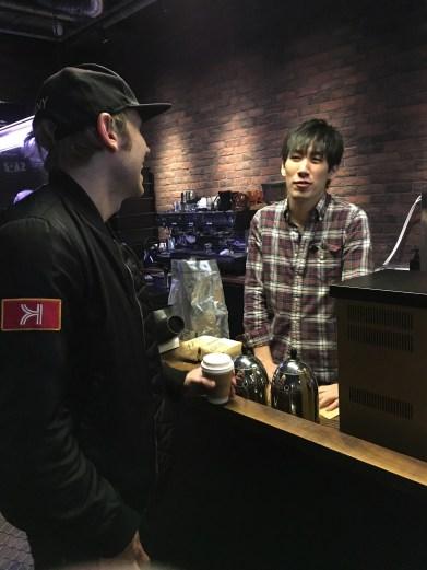 Barista   Nozy Coffee