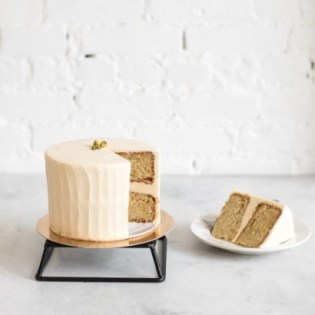 Pistachio Cardamom Cake | Ovenly