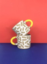 Raw Mark Rubber Mug