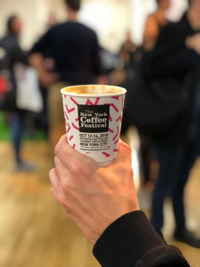 New York Coffee Festival, Coffee Curated