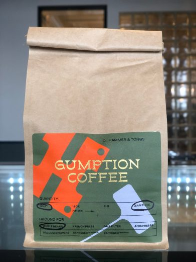 Gumption Coffee NYC