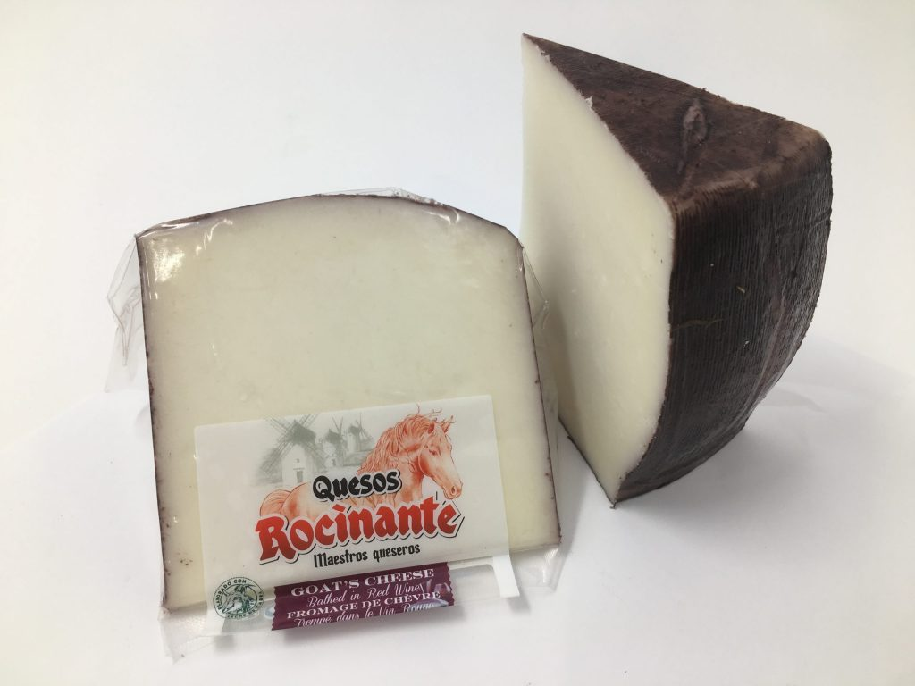 Goat Cheese with Wine