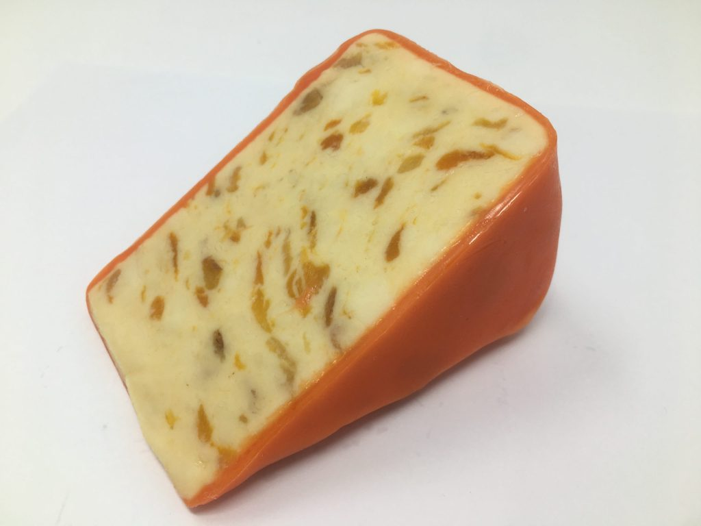Wensleydale with Apricot