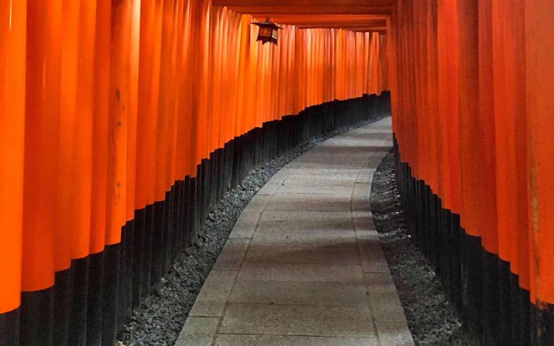 Goodbye Tokyo…Hello Kyoto !