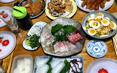 Rencontre avec le Chef Japonais Akio Takeuchi