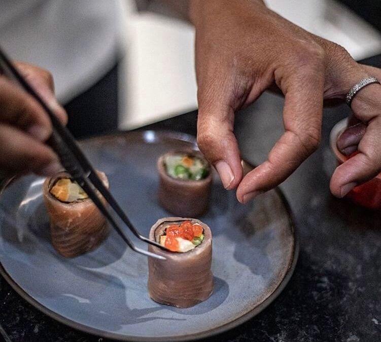 Nouvelle collab avec La fine gastronome, box culinaire !