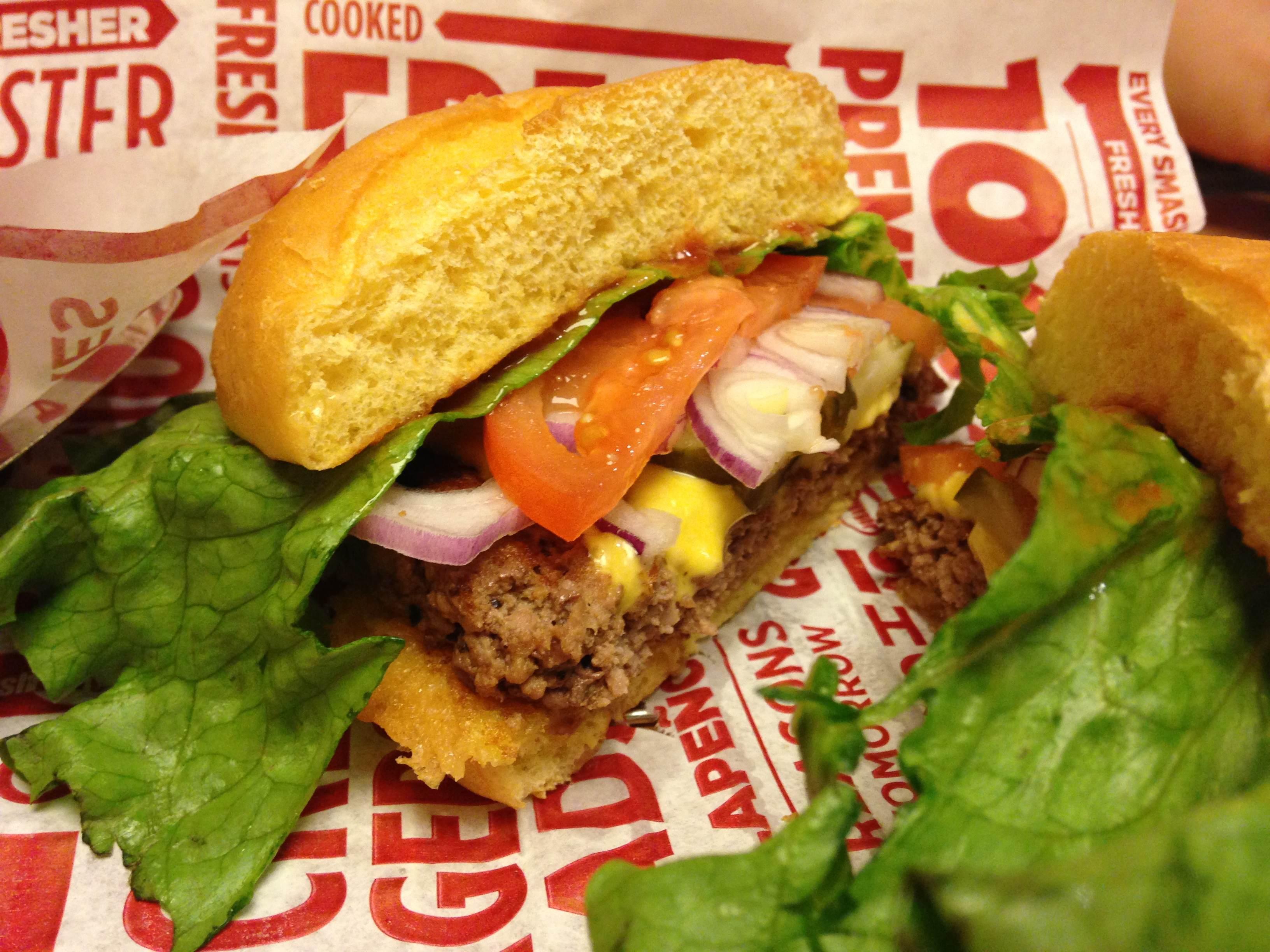 Smashburger, Durham, NC
