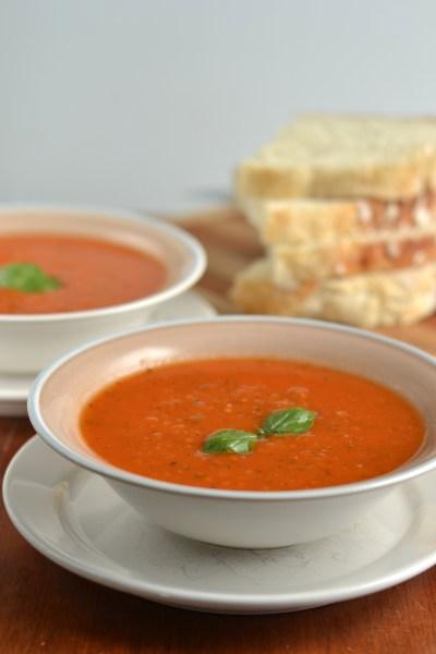 Simple Tomato Soup