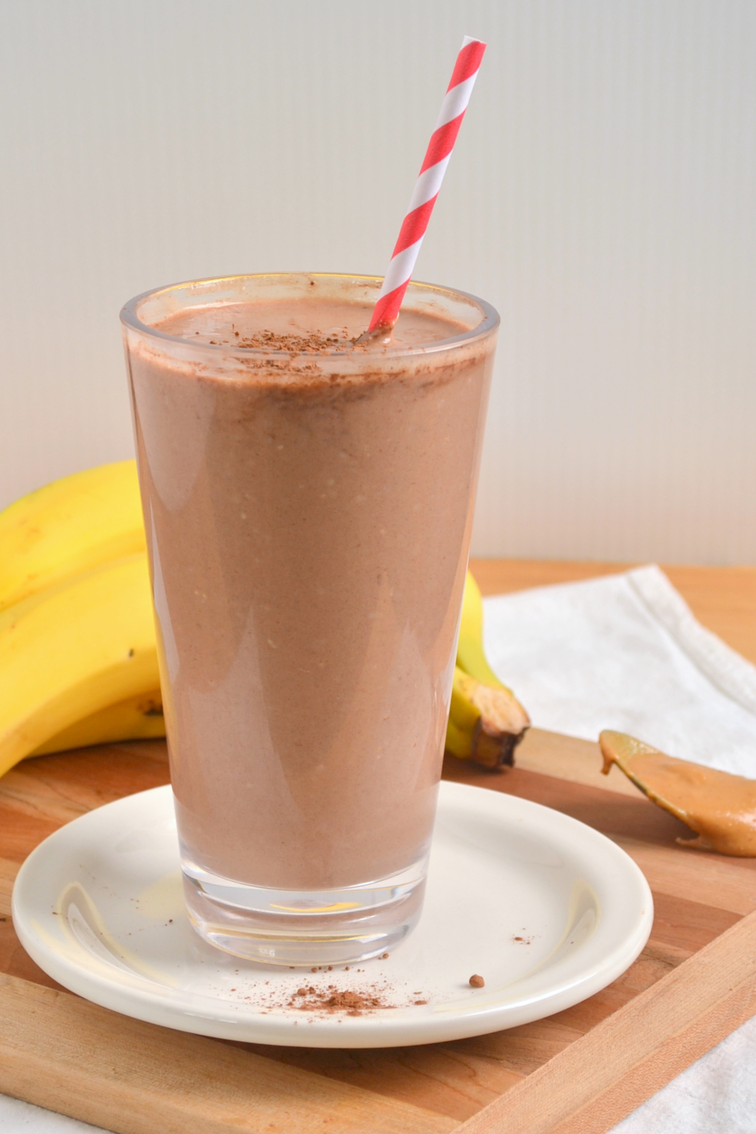 Tropical Smoothie Chocolate Peanut Butter