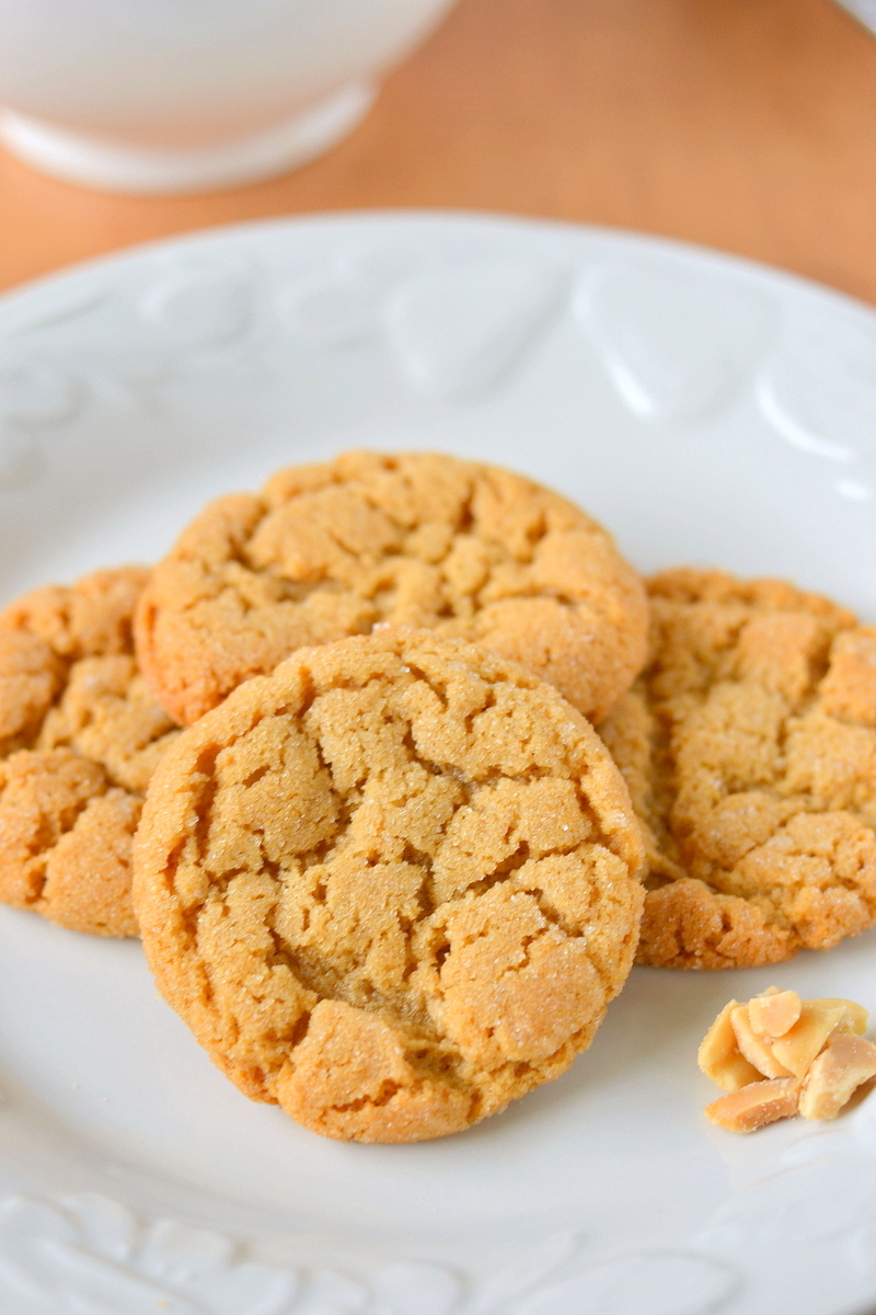 flourless peanut butter cookie recipes