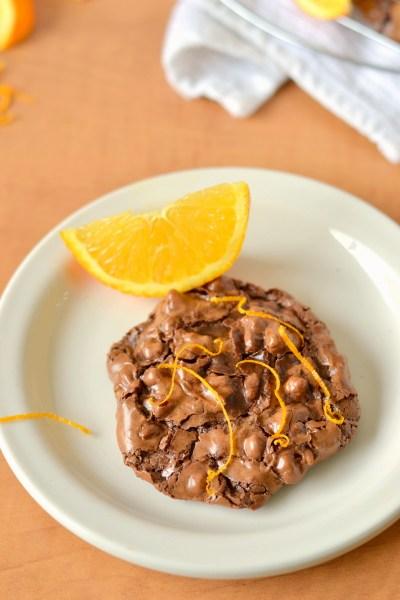chocolate-orange-flourless-puddle-cookies-5