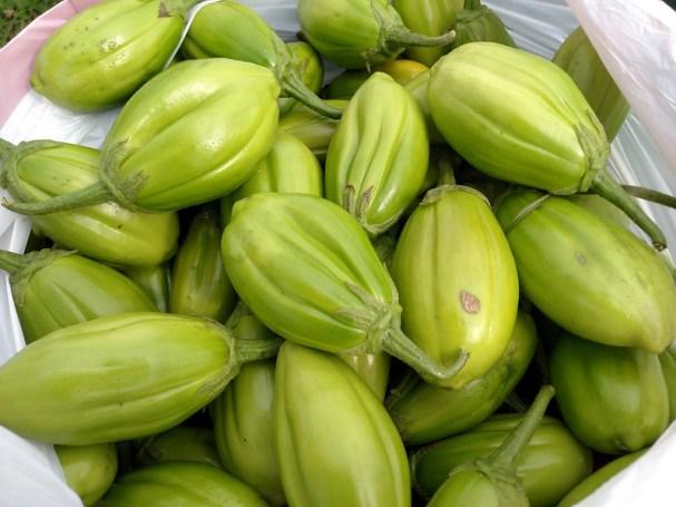 African Vegetables