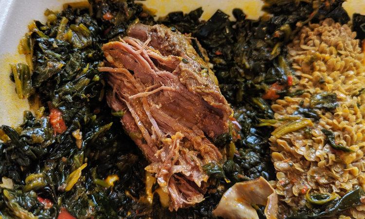 Gboma Dessi - Togo Foods