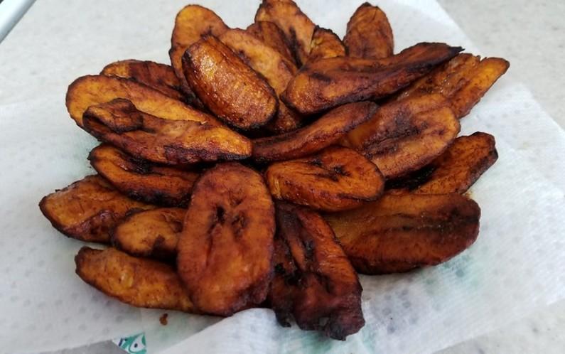 Nigerian Fried Plantain
