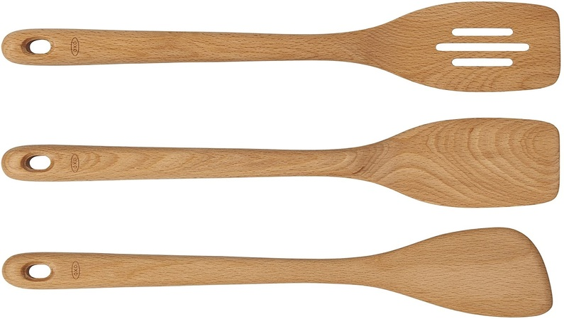Cooking Utensils - Wooden Turner Set