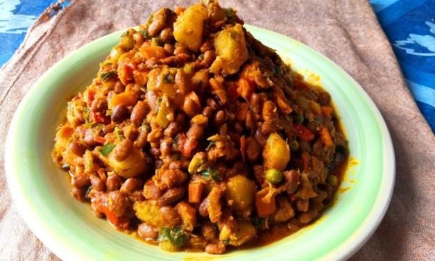 Cook the Best Beans Porridge