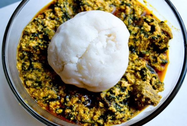 Is Fufu good for the body