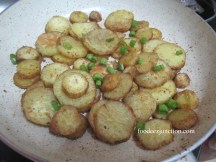 Sweet Potato Chaat Recipe