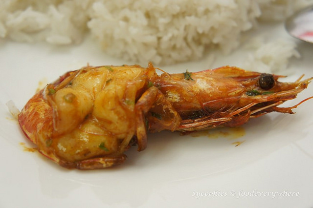 13.seafood city star seafood -vietnamese style prawn