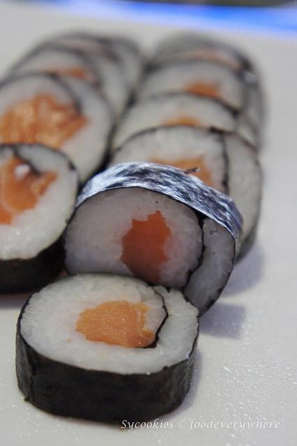 15.360 kl -sushi