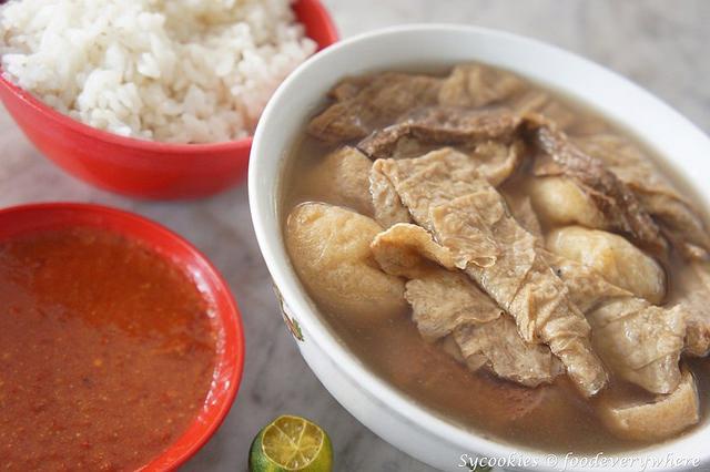 3.lok ann cafe mlk -mutton soup